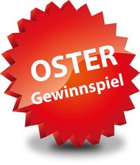 Button Rund Oster Gewinnspiel Ostergewinnspiel  Ostern