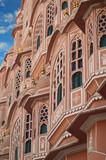 Palác vetrov - Jaipur - India