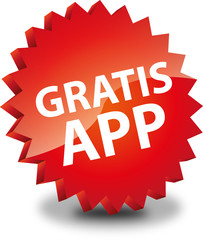 Button Rund Gratis App