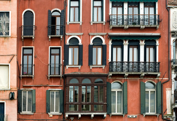 Venetian Apartment Building