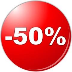 bouton -50%