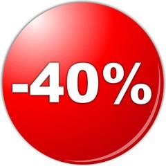 BOUTON -40%