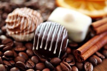 Schokolade, Pralinen
