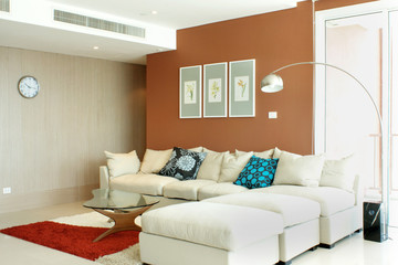 interior living room #1
