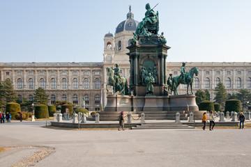 Maria-Theresien-Denkmal - Maria Theresia Monument, Vienna