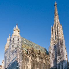 St Stephan Cathedral, Vienna, Austria