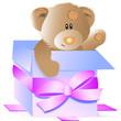 babybär - geschenk