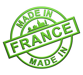 """Made In France"" Label"