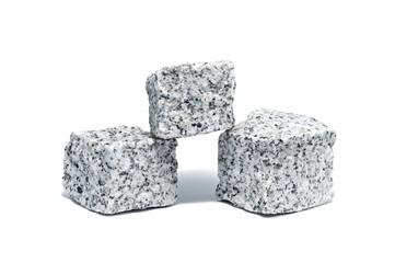 Granit-Steine
