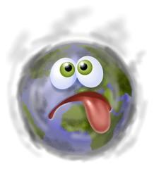 terra disgustata