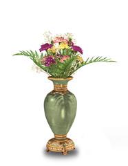 Nelken in Vase