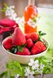 erdbeeren, marmelade und likör III