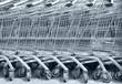 Shopping cart trolley