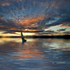 navegando por las nubes