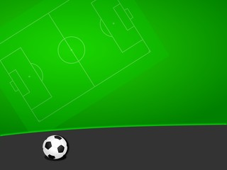 Football bacground / EPS vector file