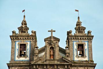 Kirche in Porto, Portugal