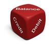 Credit, Debit, Balance