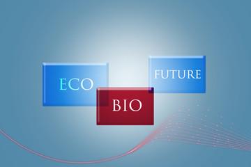 Eco bio future lines