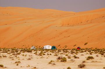 Liwa camping