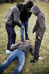 violence racisme