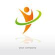logo entreprise, sport, santé