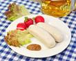 Weisswurst, Bier