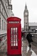 Regnerisches London