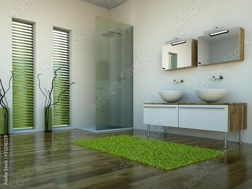gamesageddon - 3d rendering bad nahaufnahme - lizenzfreie fotos, Hause ideen