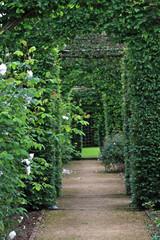 giardino medioevale francia