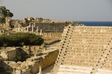 Roman Ampitheatre, Salamis Ruins, Cyprus