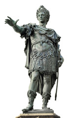 Augsburg Kaiser Augustus Brunnen