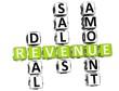 Revenue Crossword