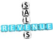 Sales Revenue Crossword