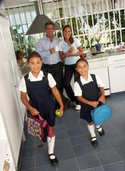 Uniforme de escuela.