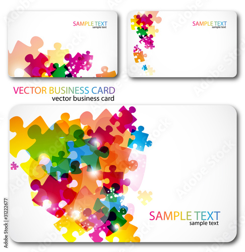 Modern Business-Card Set