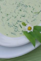 Zubereitung Frankfurter Sosse Salsa Verde Zutaten Serie1