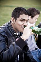 bière alcool jeune