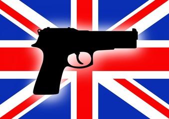 UK gun crime