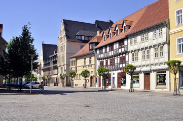 Aschersleben Tor zum Harz Marktplatz