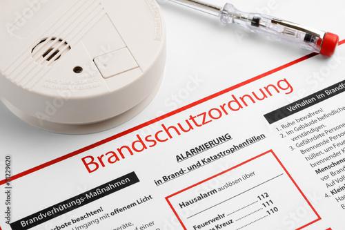 Brandschutz - 31229620