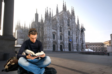 Studying in Milan