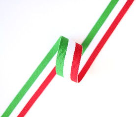 nastro italiano sfondo
