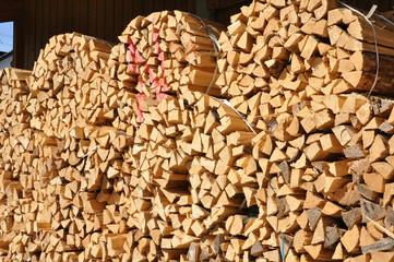 Festmeter Holz