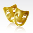 Theatrical masks - 31239897