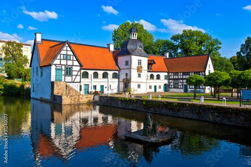 Wasserschloss Haus Rodenberg, Dortmund