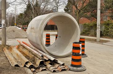Concrete Sewage Pipes