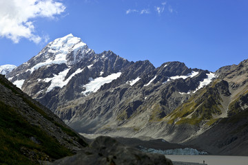 Mt Cook Summit