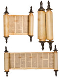 Fototapety scroll