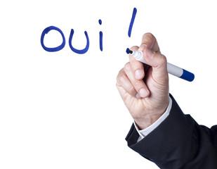 un OUI! pour un business dynamique
