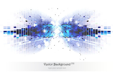 Abstract background.Easy to edit. Vector illustration.